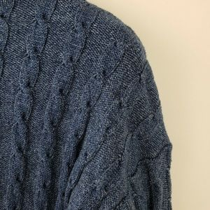 Avoca Sweaters - Avoca Edition Cable Knit Fisherman Sweater